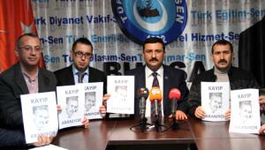 Sendikadan Bursa Milli Eğitim Müdürü İçin 'Kayıp Aranıyor' İlanı