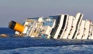 Hayalet Gemi 'Costa Concordia' Görüntülendi