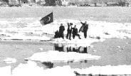 55 Gün Aralıksız Kar Yağan  Boğaz'dan Efsane Kareler