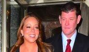 Mariah Carey ile James Packer