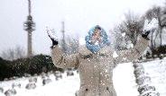 Ankara -22 Dereceyle Buz Kesti