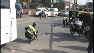 Bağdat Caddesi'nde Kaza: 1 Ölü