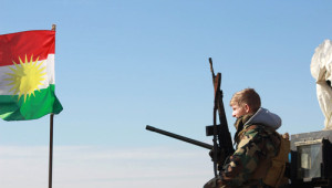 Kerkük'te Yabancı Gönüllü Askerler Işid'e Karşı Peşmerge'ye Destek Veriyor