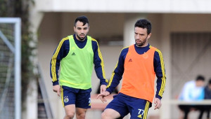 Fenerbahçe, Lokomotiv Moskova Maçı Hazırlıklarını Sürdürdü