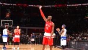 Kobe'nin Veda All Star'ında Sayı Rekoru Kırıldı