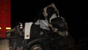 Çankırı'da Kaza: 1 Ölü