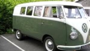 Volkswagen'in Efsane Minibüsü Yeniden Tasarlandı