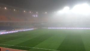 Beşiktaş - Mersin İdmanyurdu Maçına Sis Riski