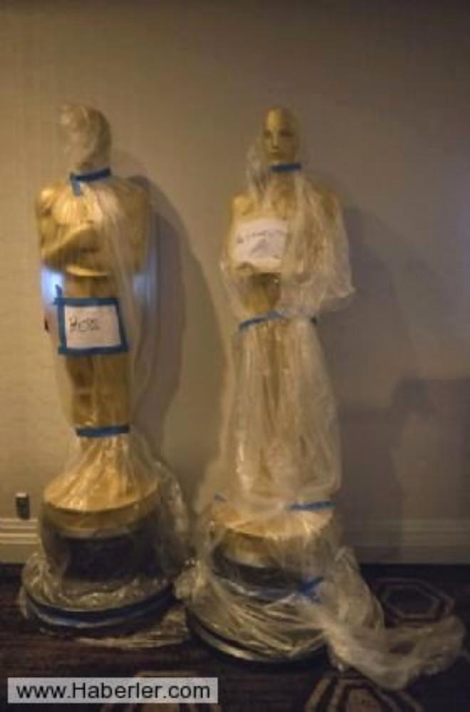 Oscar Töreni Hazırlıkları Devam Ediyor