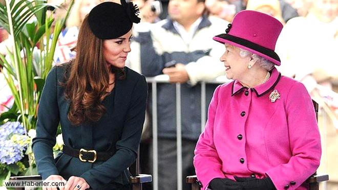 Kraliçe Elizabeth Gelininin Bu Özelliğini Hiç Sevmiyor