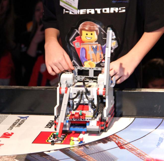 Bilim Kahramanı Robotlar Çöpsüz Bir Dünya İçin Yarıştı