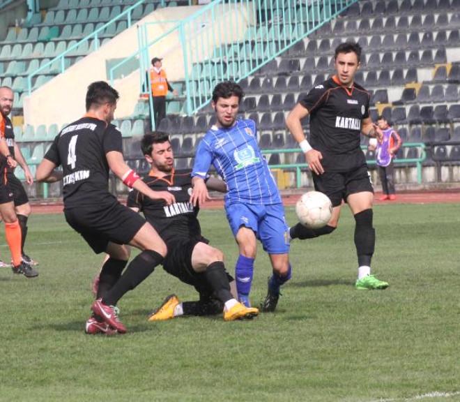 Derincespor-Etimesgut Belediyespor: 1-2