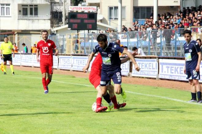 Fethiyespor-Pendikspor: 4-0