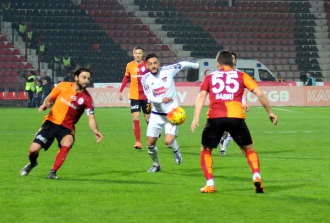 Gaziantepspor-Galatasaray Ek Fotoğrafları