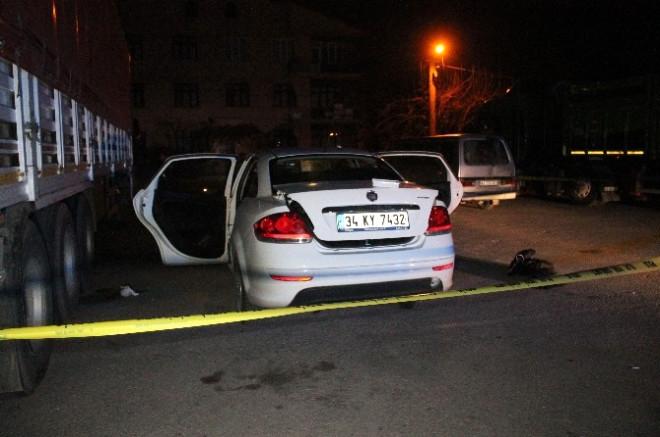 Otomobilde Patlama: 2 Yaralı