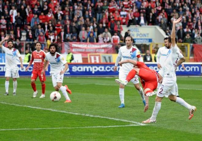 Samsunspor-1461 Trabzon Fotoğrafları