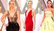 Oscar Ödüllerinde Şıklık Yarışı