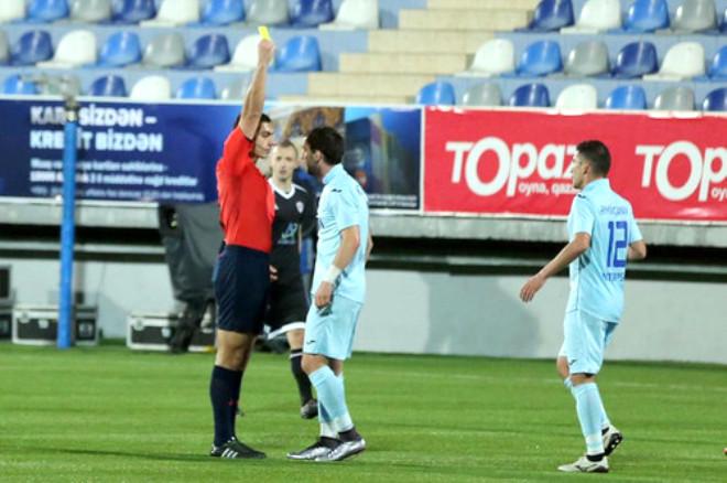 Azerbaycan Premier Lig'de Lider Takım Berabere Kaldı