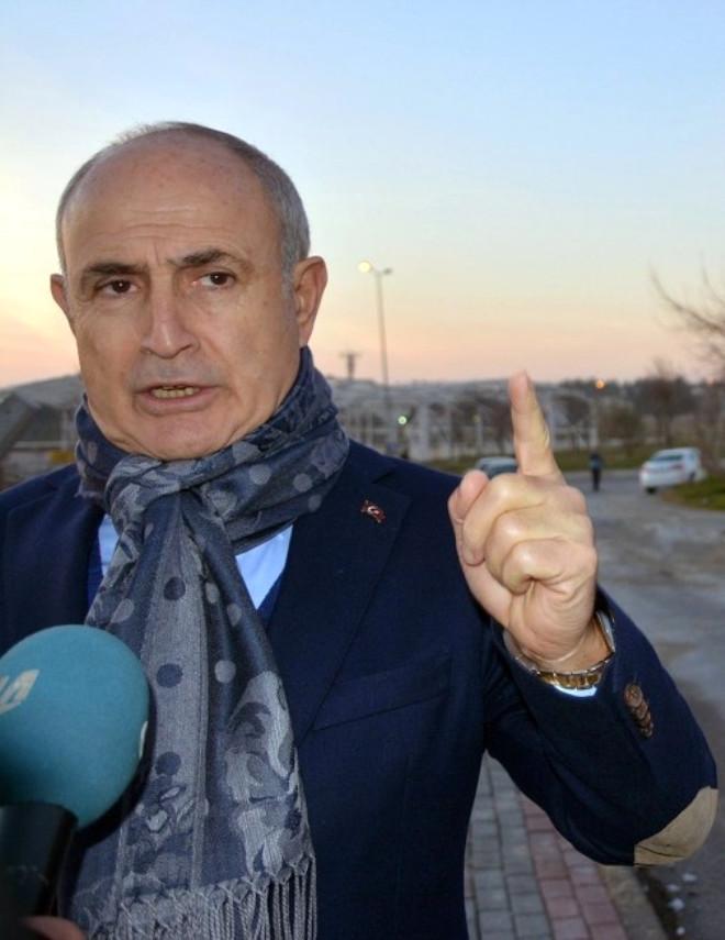 Başkan Akgün'den Şehir Magandalarına Sert Tepki