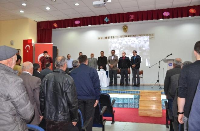 Bilecik Kırmızı Et Üreticileri Birliği Olağan Kongresi Yapıldı