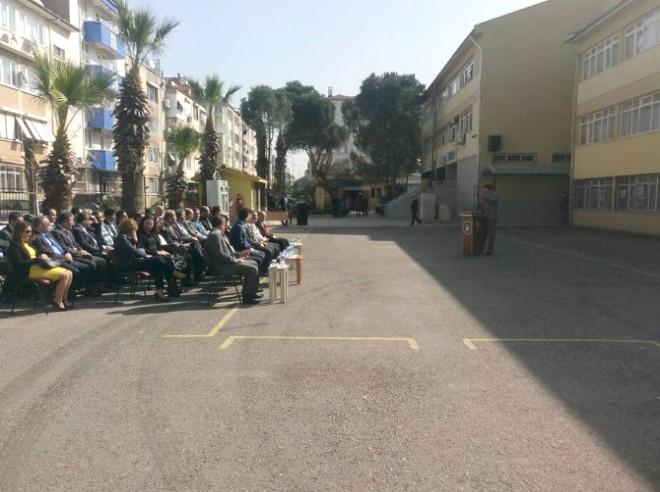 Edremit'te Sivil Savunma Tatbikatı Yapıldı