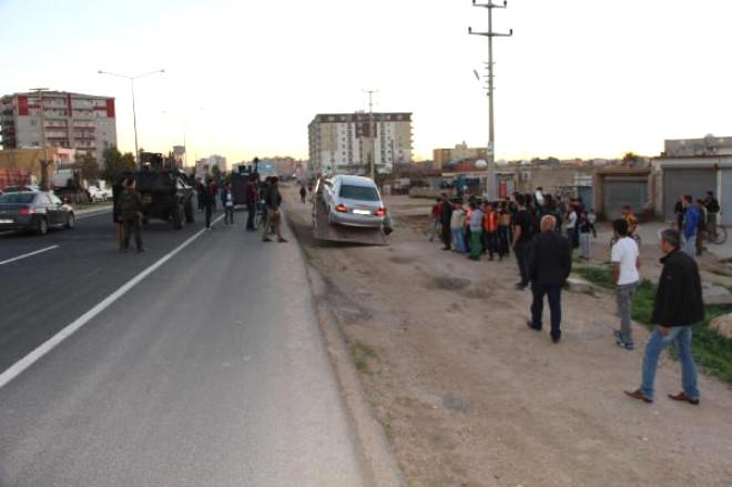 Kızıltepe'de Şüpheli Araçta El Yapımı Patlayıcı