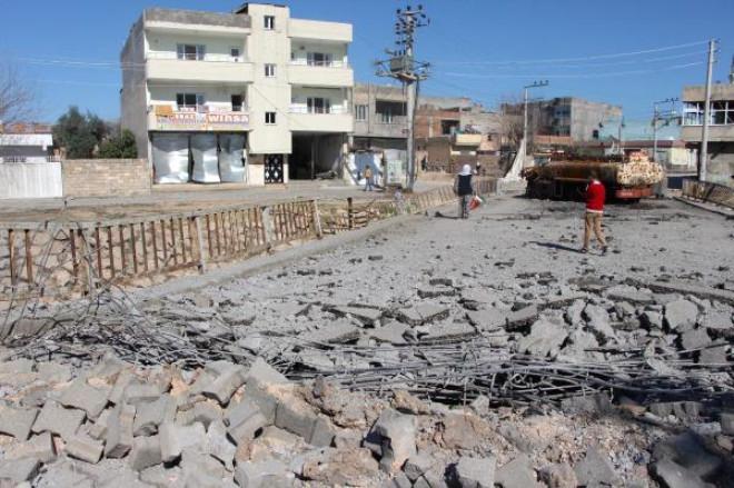 PKK'lıların Bombalı Saldırı Düzenlediği Köprü Kullanılamaz Hale Geldi