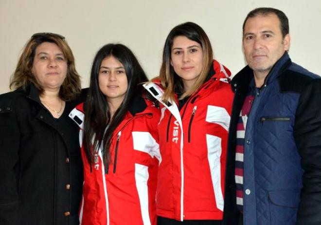 Snowboardçu Elif Kübra, Spor Tarihine Geçti