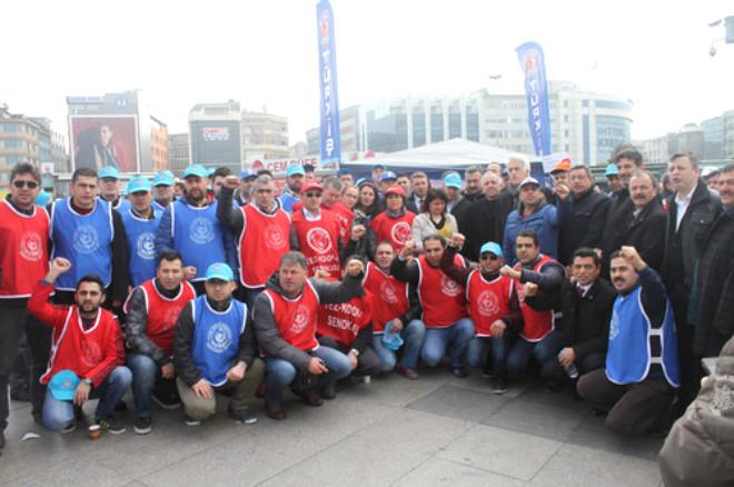Türk-İş'ten 'Kiralık İşçi' Yasasına Karşı İmza Kampanyası