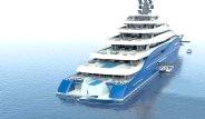 770 Milyon Dolarlık En Pahalı Yat 2018'de Denize İniyor