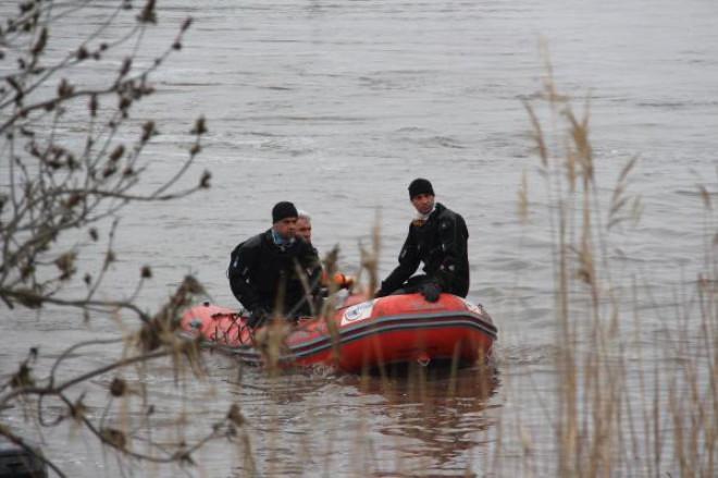 Ergene'de Siyanür Tehlikesi Nedeniyle, Dalgıçlar Kayıp Genci Su Altında Arayamıyor