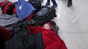 Suriyeli Ömer: Geri Dönersek Bizi de Öldürürler