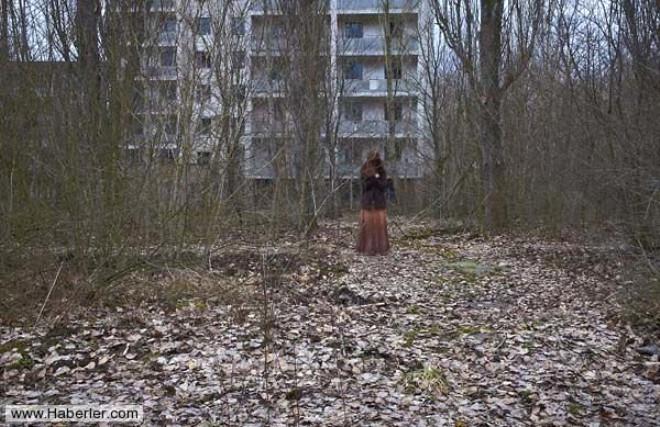 Ukraynalı Genç Kız Doğduğu Ölü Şehre 30 Yıl Sonra Geri Döndü