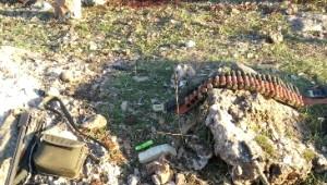 Dargeçit'te Etkisiz Hale Getirilen 8 Terörist ile Birlikte Çok Sayıda Silah Ele Geçirildi