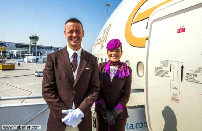 Arap'ların Rezidans Uçağı Lükste Sınır Tanımıyor
