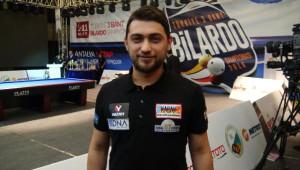 Türkiye 3 Bant Bilardo Şampiyonası 1'inci Etabı Sona Erdi