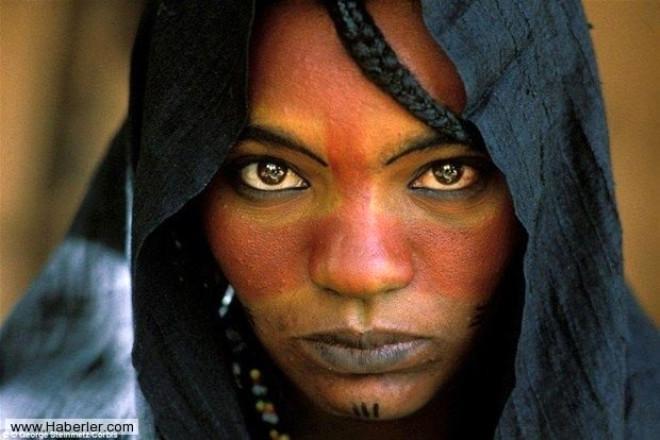 Sözün Kadınlarda Olduğu 'Tuaregler' Hakkında 25 Bilgi