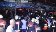 Ankara'da Büyük Patlama! Olay Yerinden Kareler