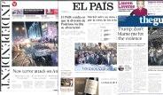 Ankara Saldırısı Uluslararası Basının Birinci Sayfalarında