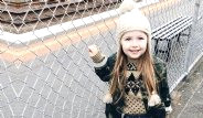 Instagram'ın 5 Yaşındaki 'Moda İkonu'