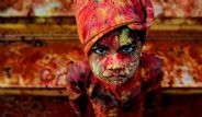 Hindistan'da Holi Festivali Coşkusu