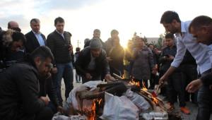 Kahramanmaraş'ta Nevruz Bayramı Sönük Geçti