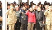 Şehit Jandarma Yüzbaşı Halil Özdemir'e Son Veda