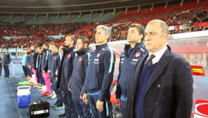 Avusturya: 1 - Türkiye: 1 (İlk Yarı)