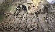 Ölen Çin İmparatoru ile Birlikte 500 Atı Diri Diri Gömmüşler
