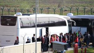Kırklareli'deki Geri Gönderme Merkezi, Mülteciler İçin Hazır (2)
