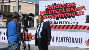 Dikili Başkanı Tosun, Demeç Rekoru Kırdı