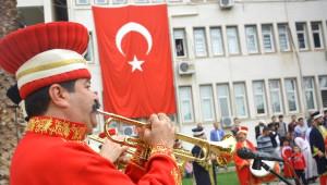 Ceylanpınar'da Mehteran Gösterisi