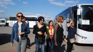 Antalya'ya Gelen İranlı Turist Sayısının 250 Bin Olması Hedefleniyor