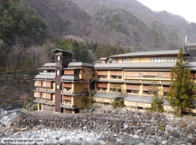 Dünyanın En Eski Oteli 1311 Yıldır Hizmet Veriyor